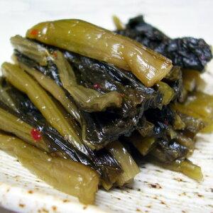 野沢菜キムチ(のざわなきむち)160g×5箱  人気のおつまみ