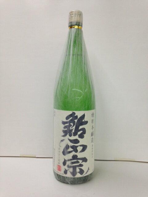 鮎正宗 あゆまさむね (特別本醸造1800ml)