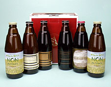 【誕生日】【ギフト】【お歳暮】【御歳暮】新潟麦酒 地ビ-ル詰め合わせ