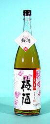 【誕生日】【ギフト】【お歳暮】【御歳暮】(魔王と同じ蔵元の)さつまの梅酒 1.8L