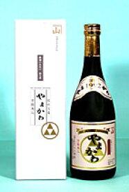 【誕生日】【ギフト】【ハロウィン】やまかわ 蒸留2007年40度 古酒 泡盛 720ml