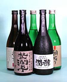 【誕生日】【ギフト】【ハロウィン】小玉醸造 杜氏潤平ラインアップ 5本 720ml