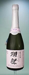 【誕生日】【ギフト】【ハロウィン】獺祭 スパ-クリング 720ml 純米大吟醸 本生要冷蔵