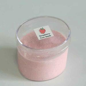 ミニカップスイーツ「岩出市中村さんの苺のムース」〜和歌山産旬のフルーツムース