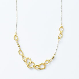 "Joli&Micare(ジョリー&ミカーレ)ネックレス""Ring long Necklace"" fir0107-mm"