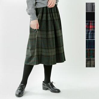 O ' NEIL DUBLIN, Oneill of Dublin woolbrendotack skirt s265wp-rf