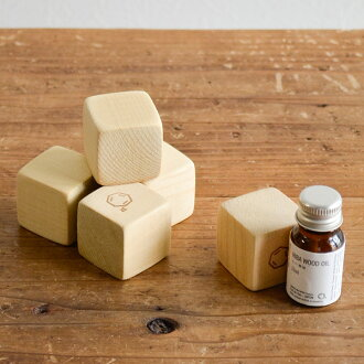 "Cul de Sac (cul de sac) Hiba block + Cypress essential oil ""HIBA BLOCKS+HIBA WOOD OIL"" cj0067-mm"