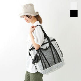"""【2019aw新作】and wander(アンドワンダー)コーデュラナイロン防水トートバック25L""""25L tote bag"""" aw-aa730-mm"""