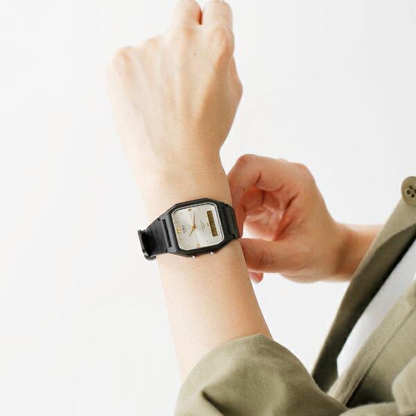 CASIO(カシオ)アナデジユニセックス腕時計 aw-48he-tr