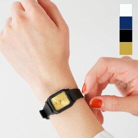 【クーポン対象】CASIO(カシオ)アナログスクエアフェイス レディース腕時計 lq-142e-mm