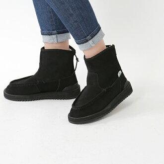 SUICOKE (Sui cook) short mouton seam boots og-120mwpab-tr