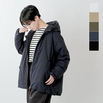 "The Loft Labo (storehouse laboratory) X KAWADA FEATHER (Kawada feather) hooded short down jacket ""JEAN"" tl18fjk16-fn"