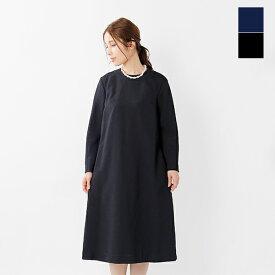 【2019aw新作】nooy(ヌーイ)ブークレジャガードブラックテントドレス fop05-tr