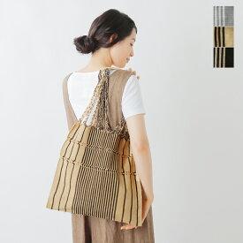 【最大45倍】【2019ss新作】Letra(レトラ)コットン紐編みハンモックバッグ hammock-bag-yn