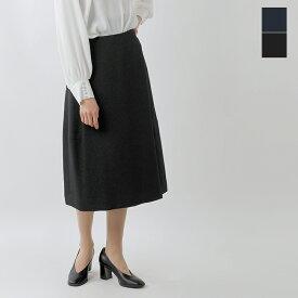 【2019aw新作】nooy(ヌーイ)ブークレジャガードブラックランプスカート fsk02-ms【サイズ交換初回無料】