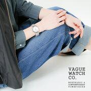 """VagueWatchCo.(ヴァーグウォッチカンパニー)エクステンションベルトステンレスウォッチ""""COUSSIN12Extension""""co-s-012-l-012"""