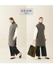 kelen(ケレン)ワイドデニムパンツOluelkl19npt01