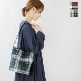 """【☆】【2019aw新作】Brady(ブレディ)チェックツイルショルダーバッグ""""FROME CHECKS"""" frome-bag-dg-ds-ms"""