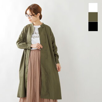 DIARIES (diaries) washer cotton broad double button coat dress s51902-mm