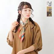 manipuri(マニプリ)シルクプリントスカーフprintscarf-12000