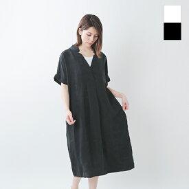 "【60%OFF】【最大42倍】ELK(エルク)キュプラテンセルショートスリーブシャツワンピース""FLEKKE Dress"" flekke-dress-hm"