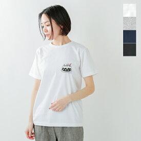 """【最大33倍】EEL(イール)コットンプリントTシャツ""""LIFE××tupera tupera"""" e-20521-fn"""