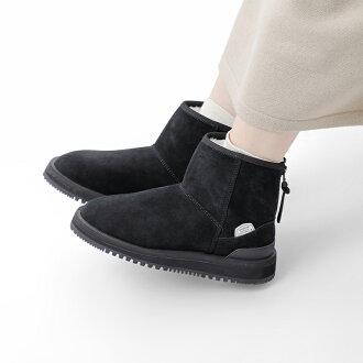 SUICOKE (Sui cook) short mouton boots og-080m-mid-sn