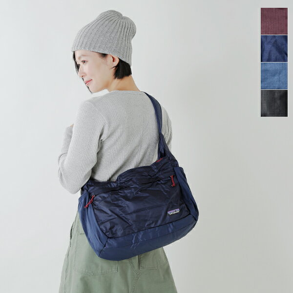 "patagonia(パタゴニア)ショルダーバック""LIGHTWEIGHT TRAVEL COURIER"" 48813-pat-rf"