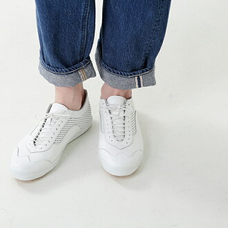 SES amis by chausser (セザミバイショセ) perforated leather shoes sa-05-ms
