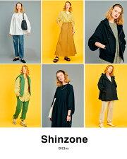 Shinzone(シンゾーン)ハイウエストチノパンツ20smspa58