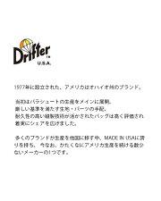 "DRIFTER(ドリフター)ナイロンウエストポーチバッグ""WAISTPACK""dfv1550"