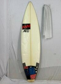 """【中古】AIDO(アイド)サーフボード [clear] 6'0"""" ショートボード"""
