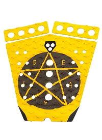 【新品】GORILLA GRIP ( ゴリラグリップ ) デッキパッド DOHENY BEAST モデル 3ピース TAIL DECKPADS デッキパッチ