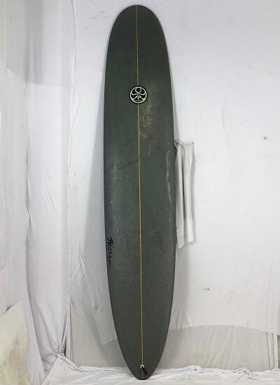 """【中古】HICSURFBOARD(エイチアイシーサーフボード)サーフボードSteveMorgan[GRY]9'6""""ロングボード"""