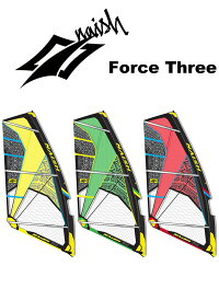 【メーカーお取り寄せ】NAISH(ナッシュ) Force Threeモデル 4.7セイル Sail