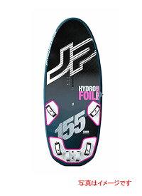 """【メーカーお取り寄せ】JP-AUSTRALIA(ジェイピーオーストラリア) HYDROFOIL WIND [BLACK/WHITE/PINK] 7'3"""" 155L ウィンドサーフィン"""
