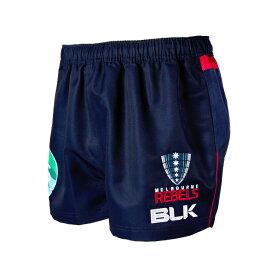 BLK メルボルン・レベルズ オンフィールドショーツ 2019 AR008-383 ラグビー ゲーム用