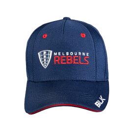 BLK メルボルン・レベルズ メディアキャップ 2019 AR008-386 ラグビー 帽子 サイズフリー