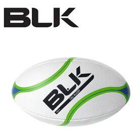 BLK ラグビーボール タグ・ラグビー Run at Me 4号球 AR008-003 ラブビー ブラック ラグビーボール