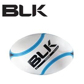 BLK ラグビーボール トライデント 5号球 (トレーニング用) AR008-013 ラグビー ボール ホワイト ブルー 練習用 ブラック