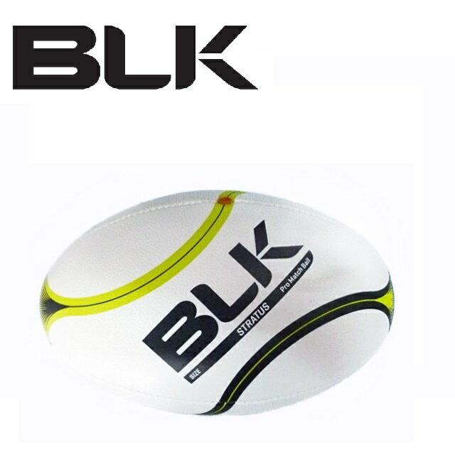 BLK ラグビーボール ストラタス ミニ 1号球 AR008-017 ラグビー ボール ラグビー用品 ホワイト 白色 ブラック