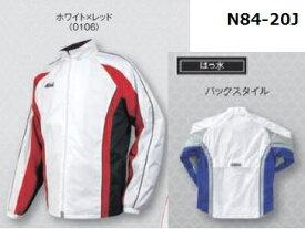 NISHI ニシスポーツ ライトブレーカー ジャケット N84-20J 15%OFF!! 撥水 ブレーカー トレーニング メッシュ