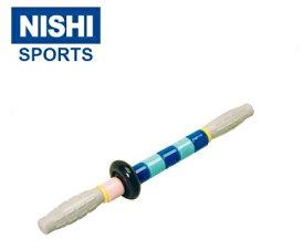 NISHI ニシスポーツ ケアスティック ショート(ホイール付) 全長40cm NKS8050C