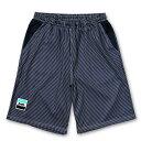Arch(アーチ)パンツ バスパン hickory stripe shorts【navy】バスケ ウェア