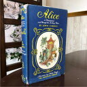 Alice in Wonderland Carroll,Lewis 1956年 不思議の国のアリス ルイスキャロル アンティークBOOK 本物 洋書 古本 古書 英国 デ…
