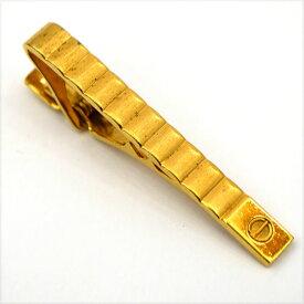 DUNHILL / ダンヒル ◆ネクタイピン タイピン dロゴ ゴールドカラー ブランド【中古】