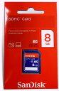 Sandisk サンディスク 8GB Class4 SDHCカード 海外パッケージ SDSDB-008G-B35