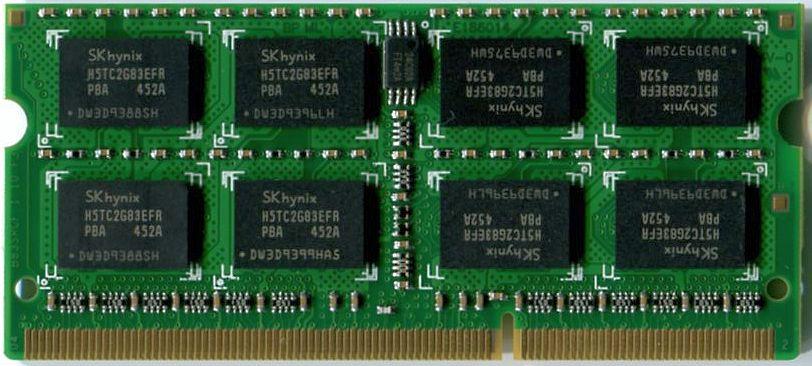 HYNIX 3rd ハイニックスチップ搭載 SODIMM DDR3-1066 PC3-8500 256x8 4GB 新品バルク