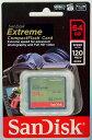 [Sandisk] 800倍速(読込120MB/s 書込85MB/s) CFカード Extreme 64GB UDMA7 対応 海外パッケージ SDCFXSB-...