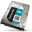 【SEAGATE】リファービッシュ Archive HDDシリーズ 3.5inch SATA 6Gb/s 8TB 5900rpm 128MB 4Kセクター バルク品 ST8000AS0002